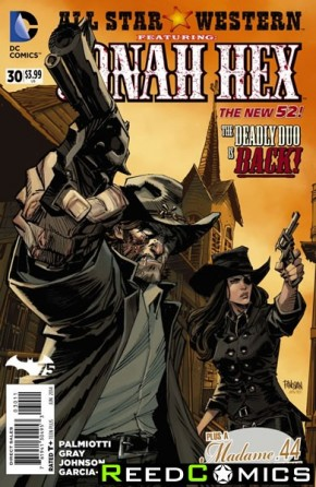 All Star Western Volume 2 #30