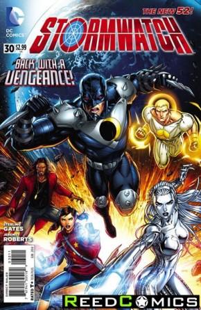 Stormwatch Volume 3 #30