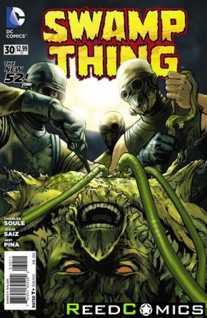 Swamp Thing Volume 5 #30