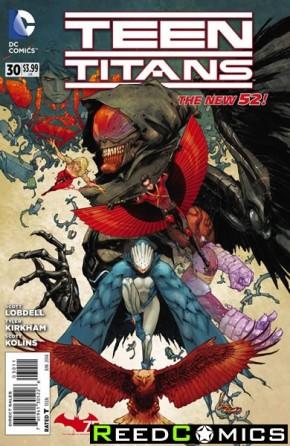 Teen Titans Volume 4 #30