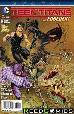 Teen Titans Volume 4 Annual #3