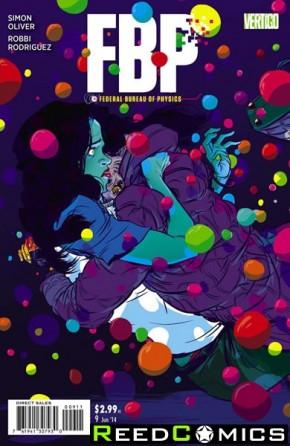 FBP Federal Bureau of Physics #9