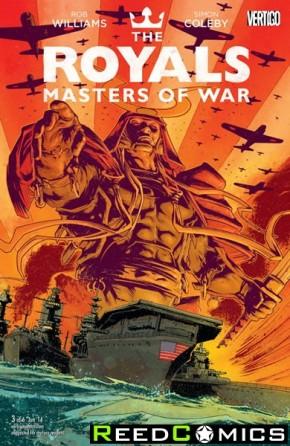 Royals Masters of War #3