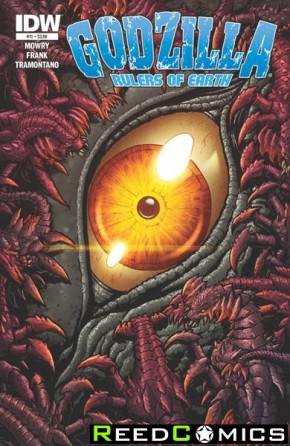Godzilla Rulers of the Earth #11