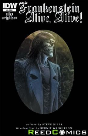 Frankenstein Alive, Alive #3