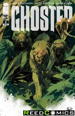 Ghosted #9 *HOT BOOK* (1st Appearance of Nailbiter)