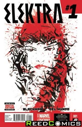 Elektra Volume 3 #1