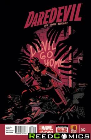 Daredevil Volume 4 #2