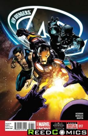New Avengers Volume 3 #17