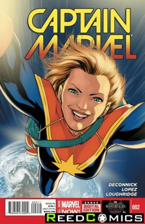 Captain Marvel Volume 7 #2