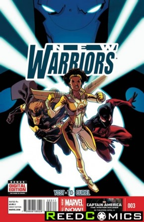 New Warriors Volume 5 #3