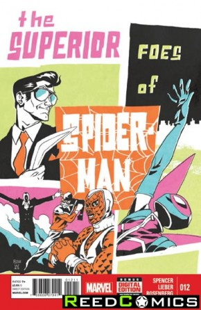 Superior Foes of Spiderman #12