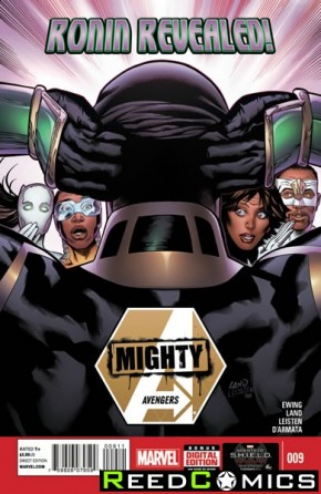 Mighty Avengers Volume 2 #9