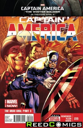 Captain America Volume 7 #19