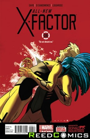 All New X-Factor #6