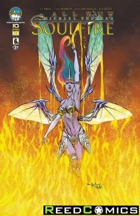 All New Soulfire #6 (Cover B)