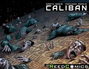 Caliban #1 (Wraparound Cover)