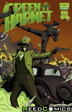 Green Hornet by Mark Waid #13
