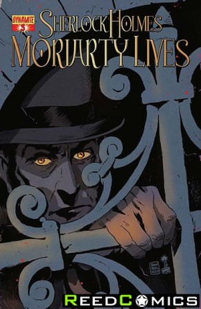 Sherlock Holmes Moriarty Lives #3