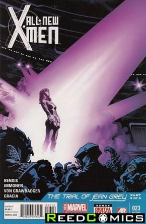 All New X-Men #23 (2nd Print)