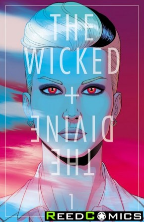 Wicked and Divine #1 (1st Print - Cover B) *HOT BOOK*