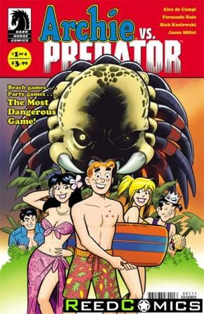 Archie vs Predator #1