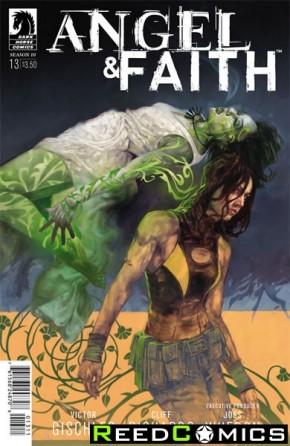 Angel and Faith Season 10 #13