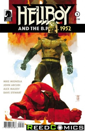 Hellboy and the BPRD #5