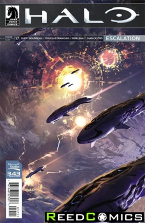 Halo Escalation #17