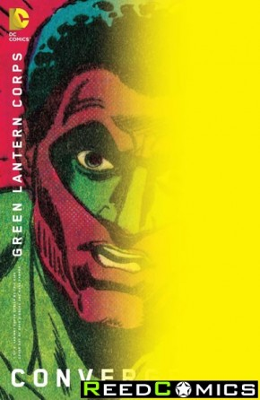 Convergence Green Lantern Corps #1 (Chip Kidd Variant Edition)