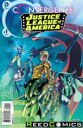 Convergence Justice League of America #1