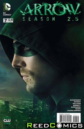 Arrow Season 2.5 #7