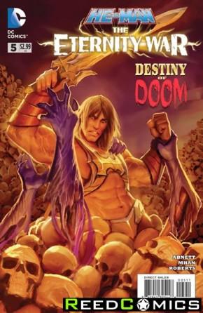He Man The Eternity War #5