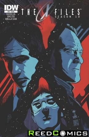 X-Files Season 10 #23