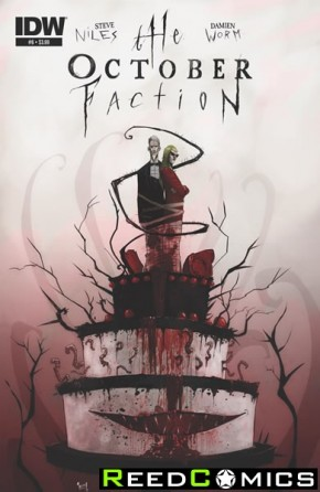 October Faction #6