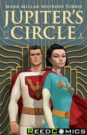 Jupiters Circle #1 (Cover A)