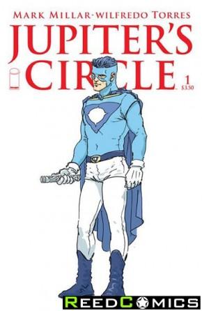 Jupiters Circle #1 (Cover B)