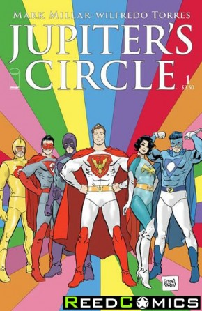 Jupiters Circle #1 (Cover D)