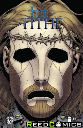 Tithe #1 (1 in 5 Incentive Variant Cover)