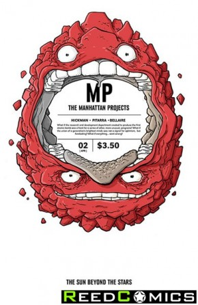 The Manhattan Projects Sun Beyond The Stars #2