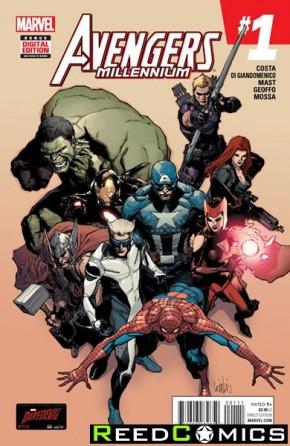Avengers Millennium #1
