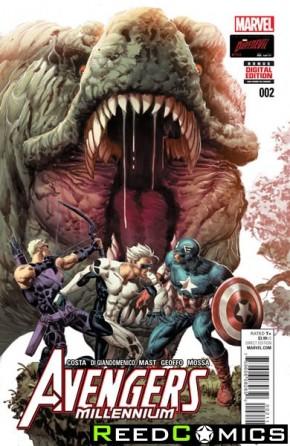 Avengers Millennium #2