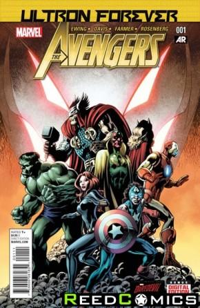 Avengers Ultron Forever #1
