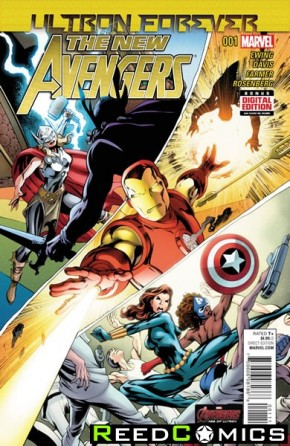 New Avengers Ultron Forever #1