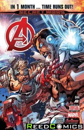 Avengers Volume 5 #44