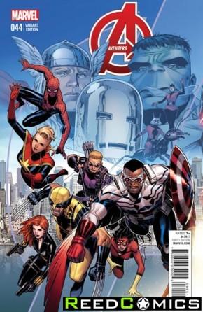 Avengers Volume 5 #44 (Variant Cover)