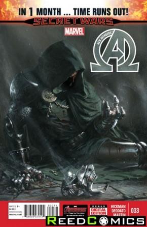 New Avengers Volume 3 #33