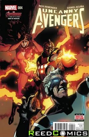 Uncanny Avengers Volume 2 #4