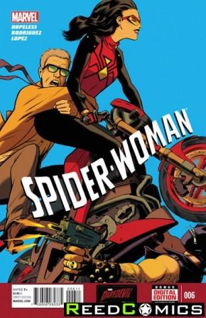 Spiderwoman Volume 5 #6