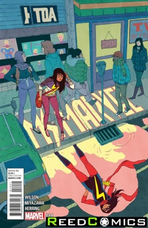 Ms Marvel Volume 3 #14